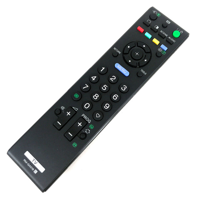 New Original Remote Control For Sony LCD TV RM GA016 Fernbedienung