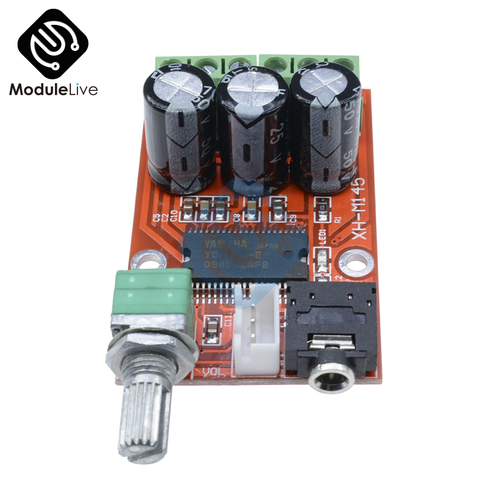 Tba820 Mini Audio Amplifier 12w