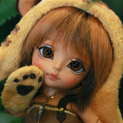 1/8 BJD  yellow doll happy-in Dolls from Toys & Hobbies    1