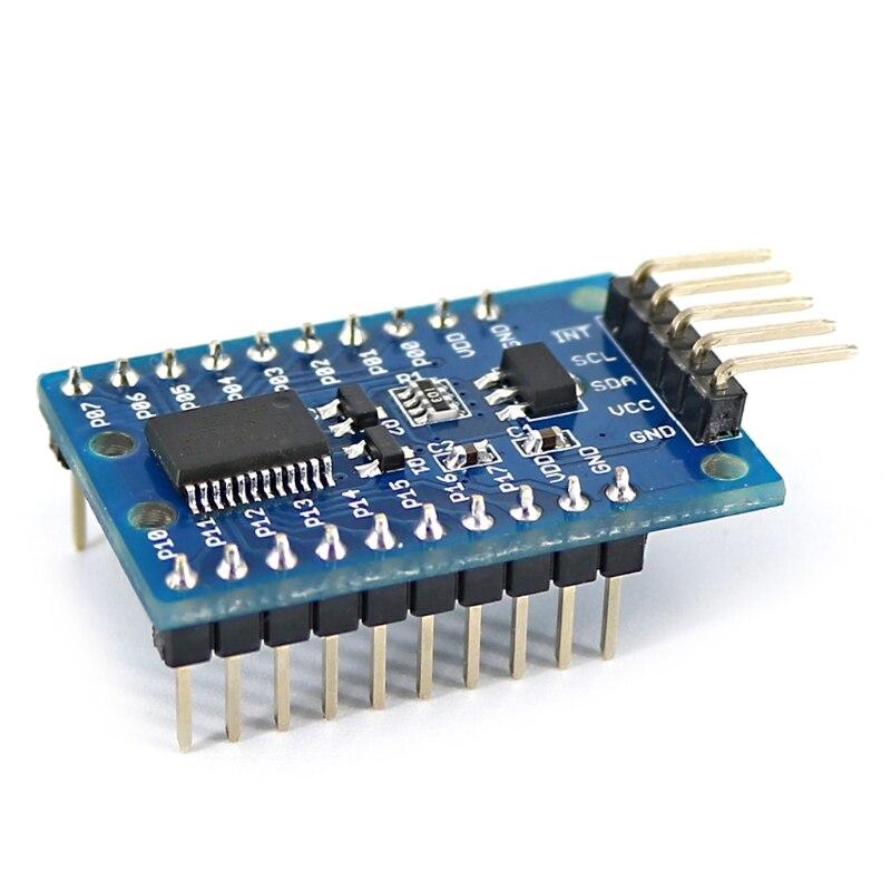 PCF8575 IO Expander Module I2C To 16IO For Arduino