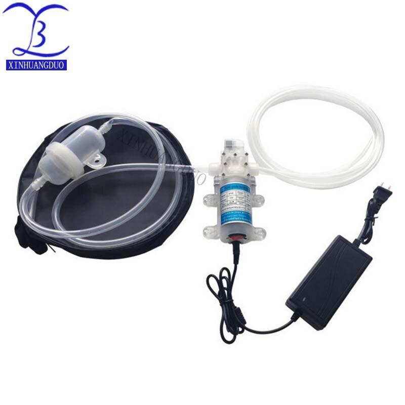 DC 12V24V 70W food grade Diaphragm liquid Pump Self priming Booster Pump with Automatic Switch 6L