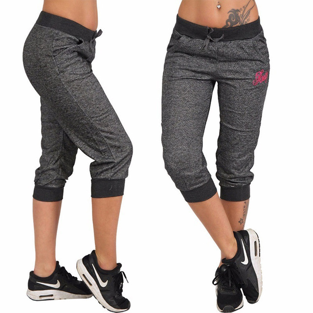 Women's Comfortable Summer Capri