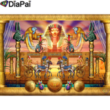 DIAPAI 100% Full Square/Round Drill 5D DIY Diamond Painting Egyptian Pharaoh Embroidery Cross Stitch 3D Decor A19448