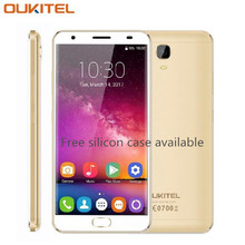 OUKITEL K6000 Plus 4G 5.5″FHD Octa Core 4GB+64GB 6080mAh 12V/2A QC Charge 16MP Front Touch ID Smartphone silicon case new phone