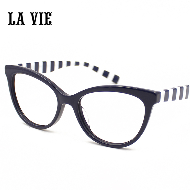LA VIE Brand 2016 New Acetate Spectacle Frames 4 Colors for Youth of 10-15 Years For Kids Glasses Optical Frames #SA-020