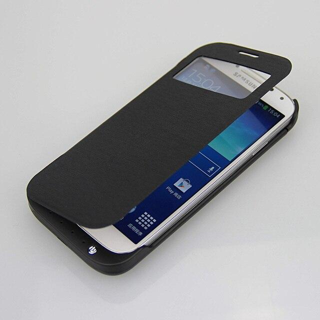 3200 мАч Портативный Ultra Slim Внешнее Зарядное Устройство Power Bank зарядки Защитная крышка Чехол для Samsung Galaxy S4 S IV i9500