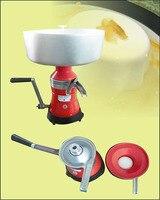 FL-80 ev Alüminyum Alaşımlı Manuel süt krema ayırıcı Makinesi 1 adet