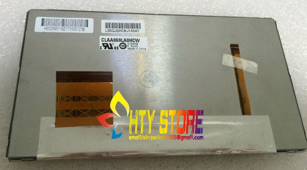все цены на  Original LCD screen CLAA069LA0HCW for tablet pc free shipping  онлайн