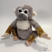 Toy Children Birthday Gifts Simulation Golden Monkey Doll Toys Stuffed Orangutan Dolls