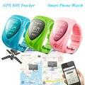 HD Screen Children's Smart Watch Kid Safe Wristwatch GSM GPRS GPS Locator Tracker Smartwatch Child Guard with Emergency Call