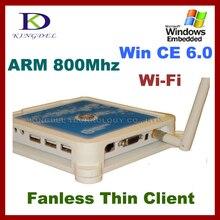 PC Share Терминал Win7 компьютерной Сети поддержка сенсорный экран нуля тонкий клиент + Mic + USB принтер, Wifi Тонкий Клиент ПК Станции