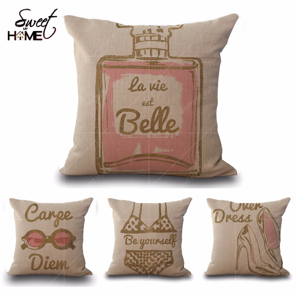 Popular light pink throw pillows buy cheap light pink for Where can i find cheap home decor
