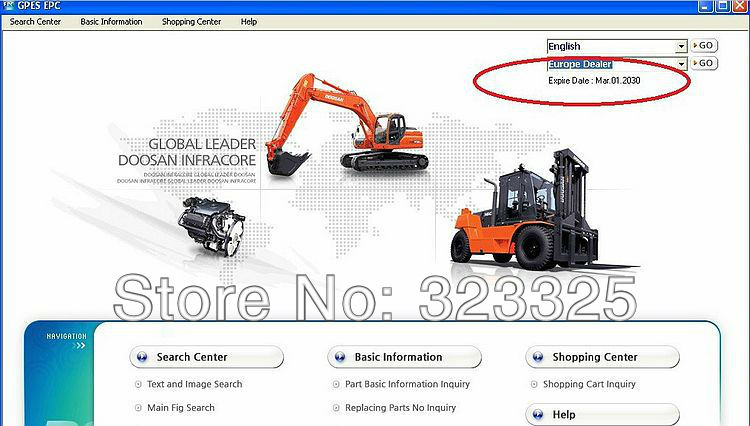 US $100 0 |Doosan 2013 Parts catalogue for Doosan Daewoo-in Software from  Automobiles & Motorcycles on Aliexpress com | Alibaba Group