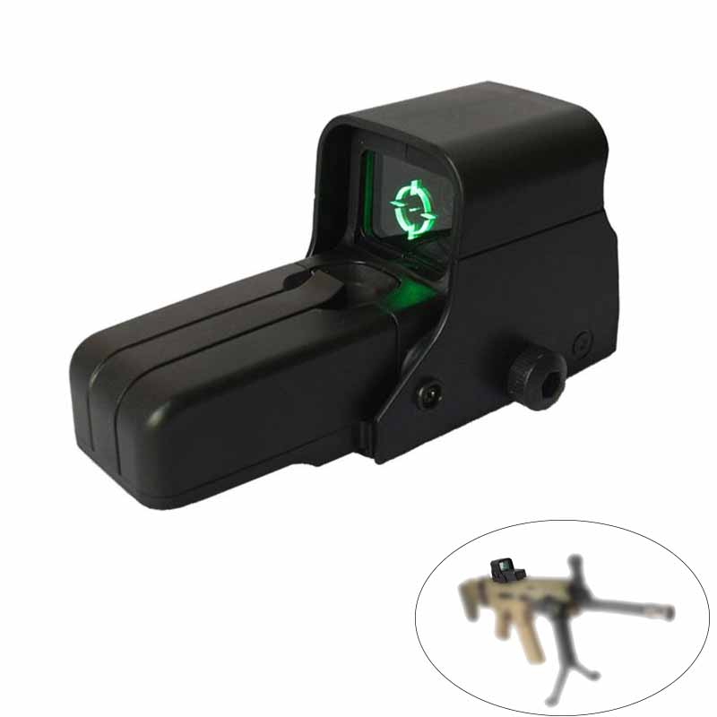 New Green Dot Water Gun Aim Point Sight For Nerf Series Blasters Jinming8 Accessories