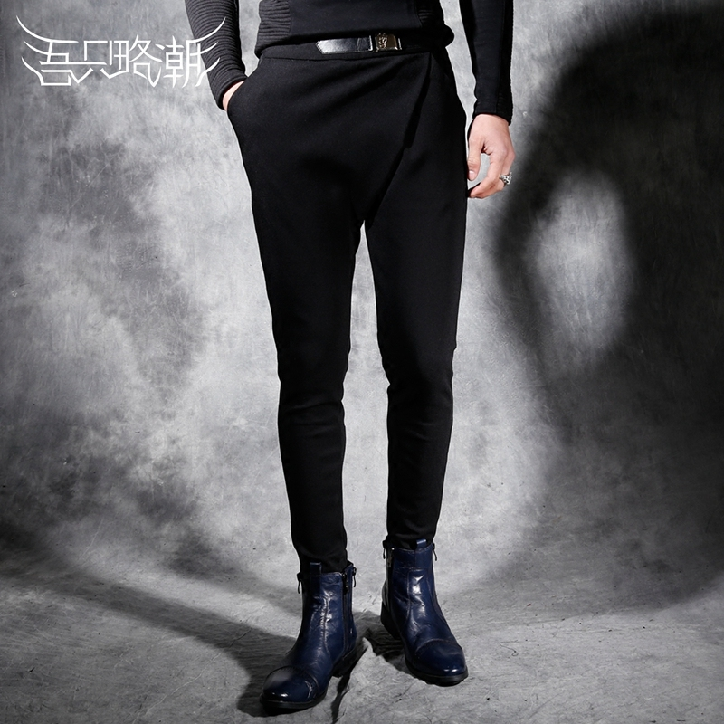Popular Men's Elastic Waist Corduroy Pants-Buy Cheap Men's ...