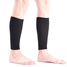 ФОТО new fashion lady medical support leg shin socks varicose veins calf sleeve compression brace wrap hot men socks