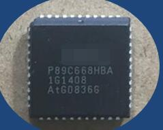 Price P89C668HBA