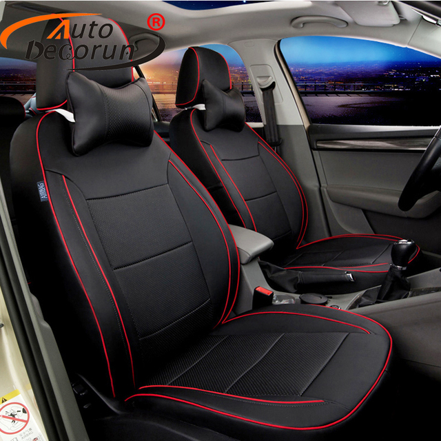 AutoDecorun Personal Tailor Cover Car Seat For Acura Rl Accessories - Acura seat covers