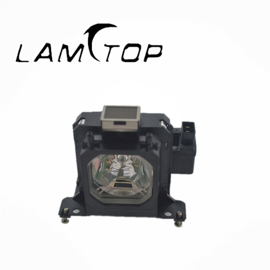 FREE SHIPPING   LAMTOP  projector lamp with housing  for 180 days warranty   POA-LMP135 for  PLV-Z4000 projector color wheel for optoma hd80 free shipping