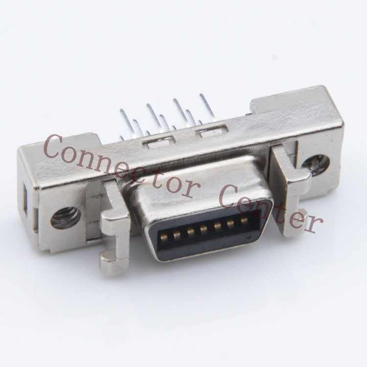Details about  /SCSI MDR Connectors 14PIN CN Type Vertical Compatible With 10214-6202PL