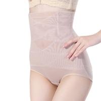Women Sliming Body Shaper Postpartum Pants Shapewear Thin High Waist Corset Breathable Cincher Briefs Nursing Pregnancy GH011