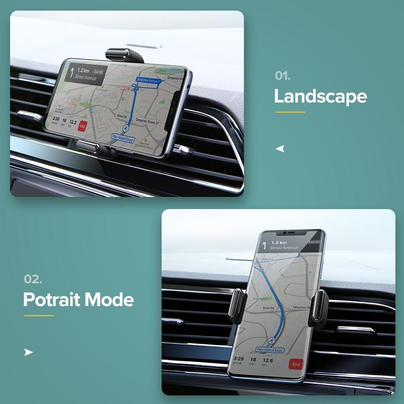 Support de téléphone de voiture Ugreen pour votre support de - Pièces détachées et accessoires pour téléphones portables - Photo 2