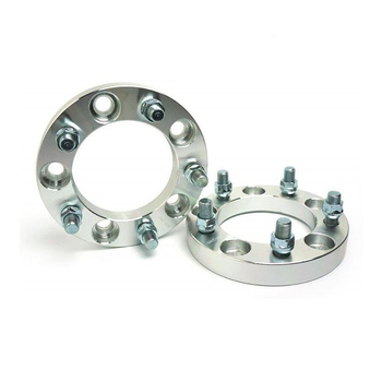2 Pcs Wheel Spacers 5X139.7 To 5X139.7 ( 5X5.5 ) | 1/2 Studs | 108 MM CB | 30MM фото