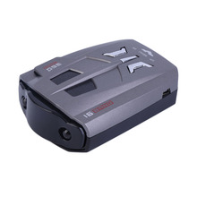 V9 12 V Coche Detector. Inglés/Ruso Voz. OEM Idioma. LED Display. Conducir con seguridad y evitar la multa. Anti Radar Detector de Láser