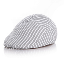 Cute !! Children Stripe Classic Style Baby Fashion Cap Toddler Summer Berets Hat Boy Caps for Child Girl Kids Hats