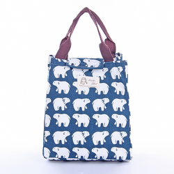 2017 cute animal whale portable insulated canvas lunch bag thermal food picnic for women kids men.jpg 250x250