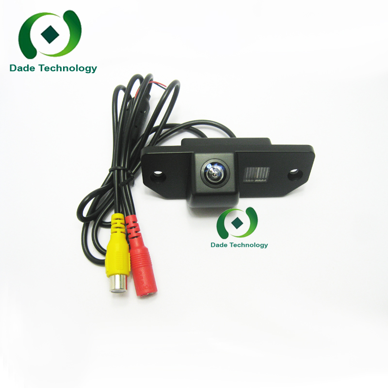 CCD HD Color Car Reverse Rear View Backup Parking Camera