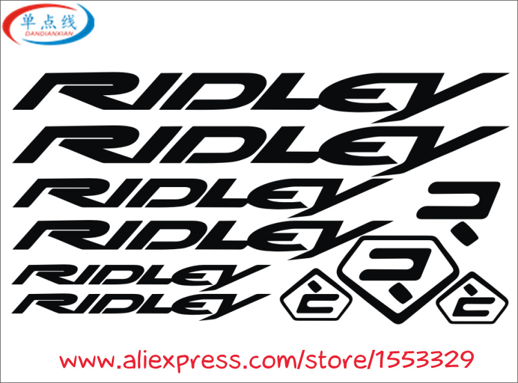 Giant Bicycle Frame Decals Stickers Graphic Adhesive Set Vinyl Blue