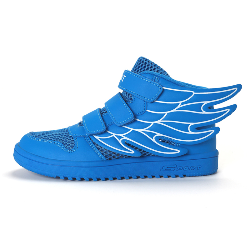 tennis shoes with wings