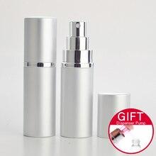 30 мм* 130 мм 25 мл портативный алюминиевый флакон духов с пустой распылитель для парфюмерии стекло Parfum чехол для путешественника