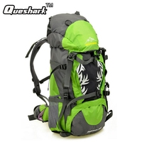 50L Men Women Outdoor Sports Camping Hiking Backpacks Travel Climbing Portable Backpack