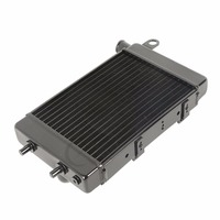 Left Aluminum Replacement Radiator Cooler For Aprilia RSV 1000 Tuono 2002 2005