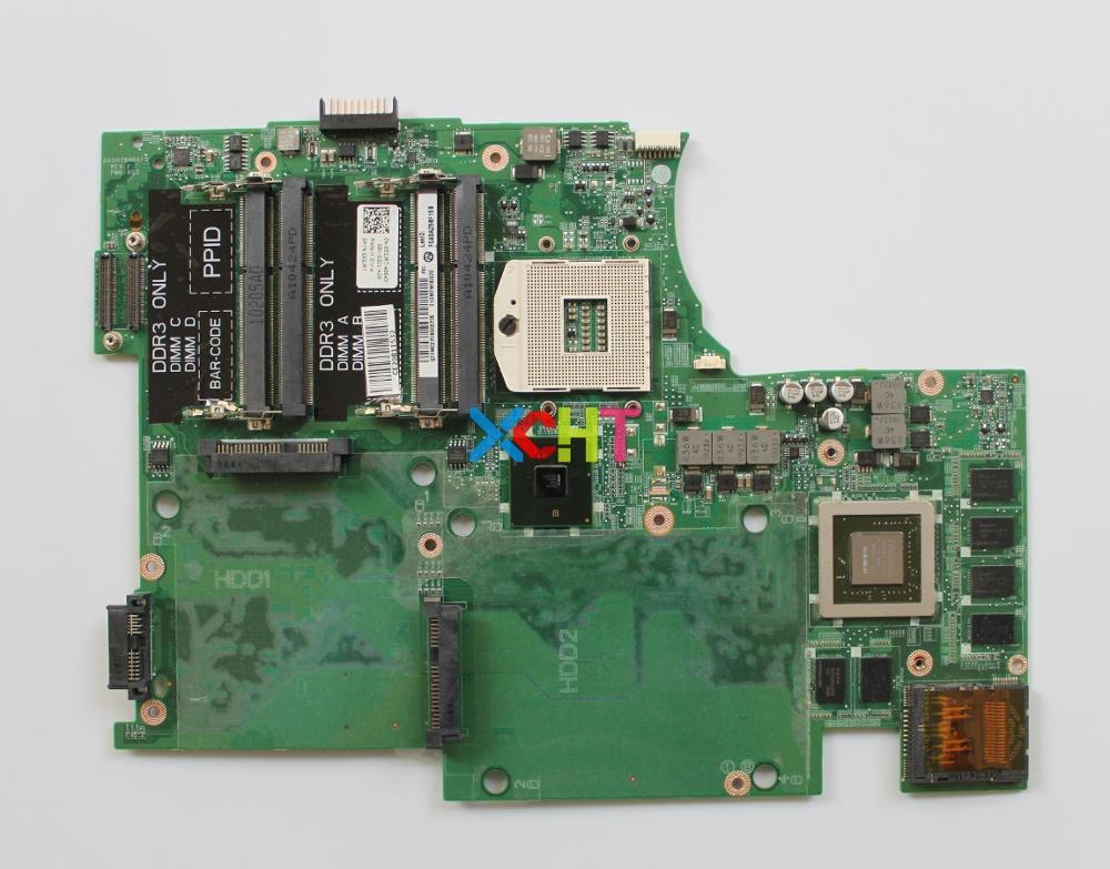 For DELL XPS 17 L701X Laptop Motherboard DAGM7BMBAF0 53JR7 CN-053JR7 100/% tested