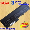 Laptop Battery For HP ProBook 6550b ProBook 6555b For Hp Compaq Business Notebook 6530b 6535B 6730B 6735B 7800mah 9cells
