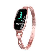 Sport IP68 Smart Watch F18S fitness bracelet activity tracker heart rate monitor blood pressure for ios Android apple iPhone 6 7
