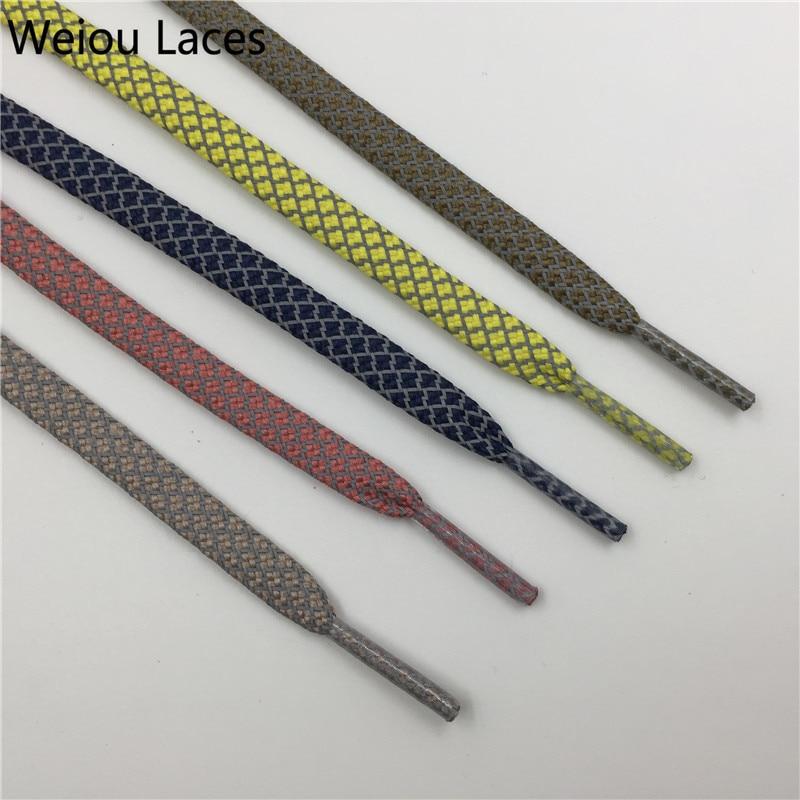 Officielle Weiou Nouveau Plat 3 M Lacets Réfléchissants Coureur - Accessoires pour chaussures - Photo 2