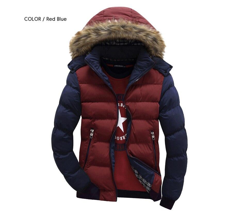 mens padded jackets