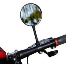 Регулируемое поворотное легкое устанавливаемое Велосипедное горное дорожное Велосипедное Зеркало заднего вида для мотоцикла и велосипеда зеркало заднего вида