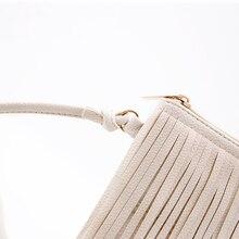 Mini Tassel Bags Messenger Crossbody
