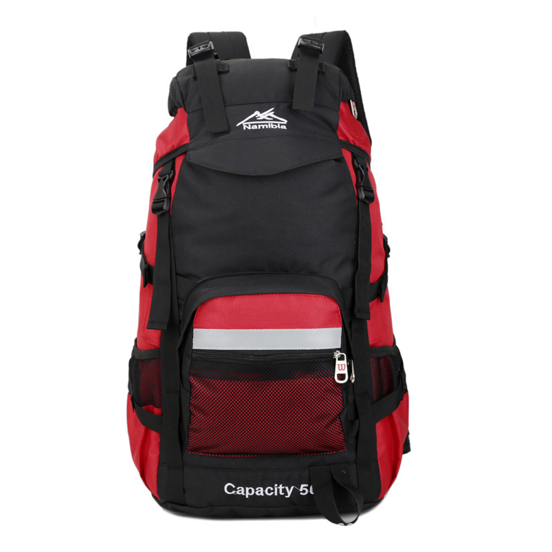 Sport Military Tactical climbing mountaineering Backpack Camping Hiking Trekking Rucksack Travel outdoor Bag