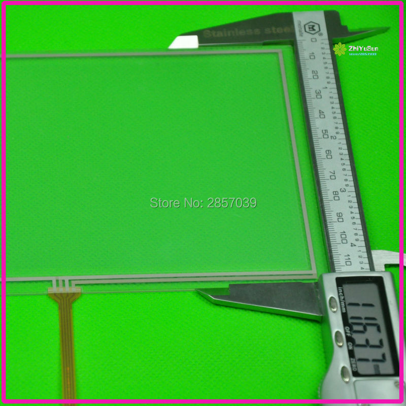 8 Zoll 193 * 117 4Wire Resistive Touchscreen Digitizer XWT212 192x116mm TOUCHSENSOR