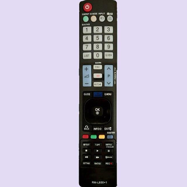 ИК пульт дистанционного управления для LG, беспроводной светодиодный ЖК телевизор, AKB73615303