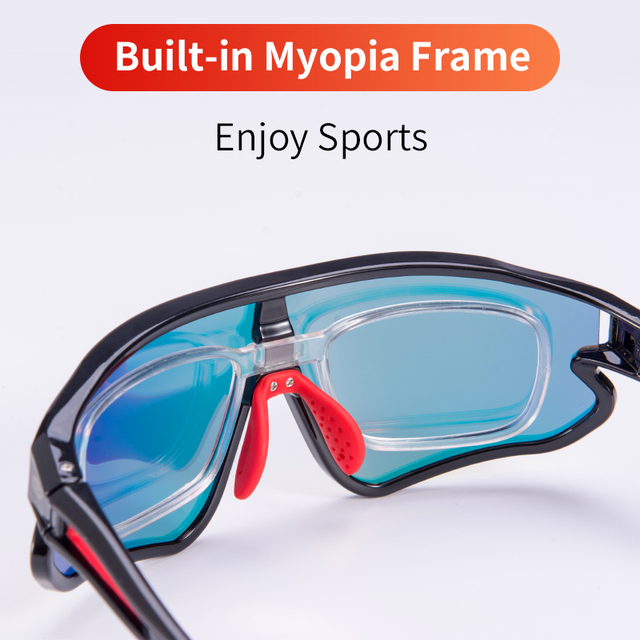 Cateye men ciclismo óculos mulher photochromic esporte bicicleta polarizada óculos de sol mtb bicicleta caminhadas óculos 100% speedcraft 4