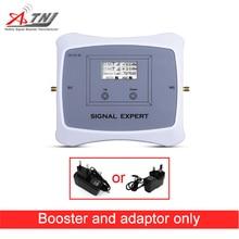 Spezielle bieten! DUAL BAND 2G 3G 850/2100mhz handy signal booster handy repeater Cellular verstärker Nur gerät + Adapter