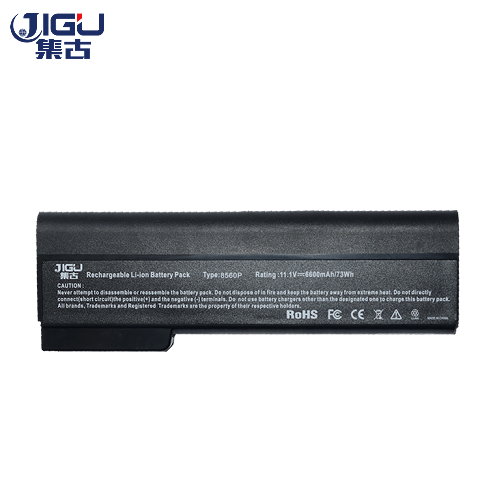 JIGU Laptop Battery CC06 CC06X HSTNN-F08C HSTNN-LB2F For HP For ProBook 6360b 6460b 6465b 6470b For EliteBook 8460p 8460w