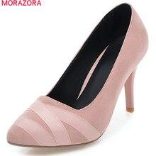 신발 MORAZORA 뒤꿈치 여름